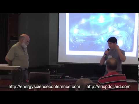 Eric Dollard Q & A at 2015 Energy Science & Technology Conference