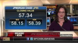 JPMorgan posts 4Q earnings beat