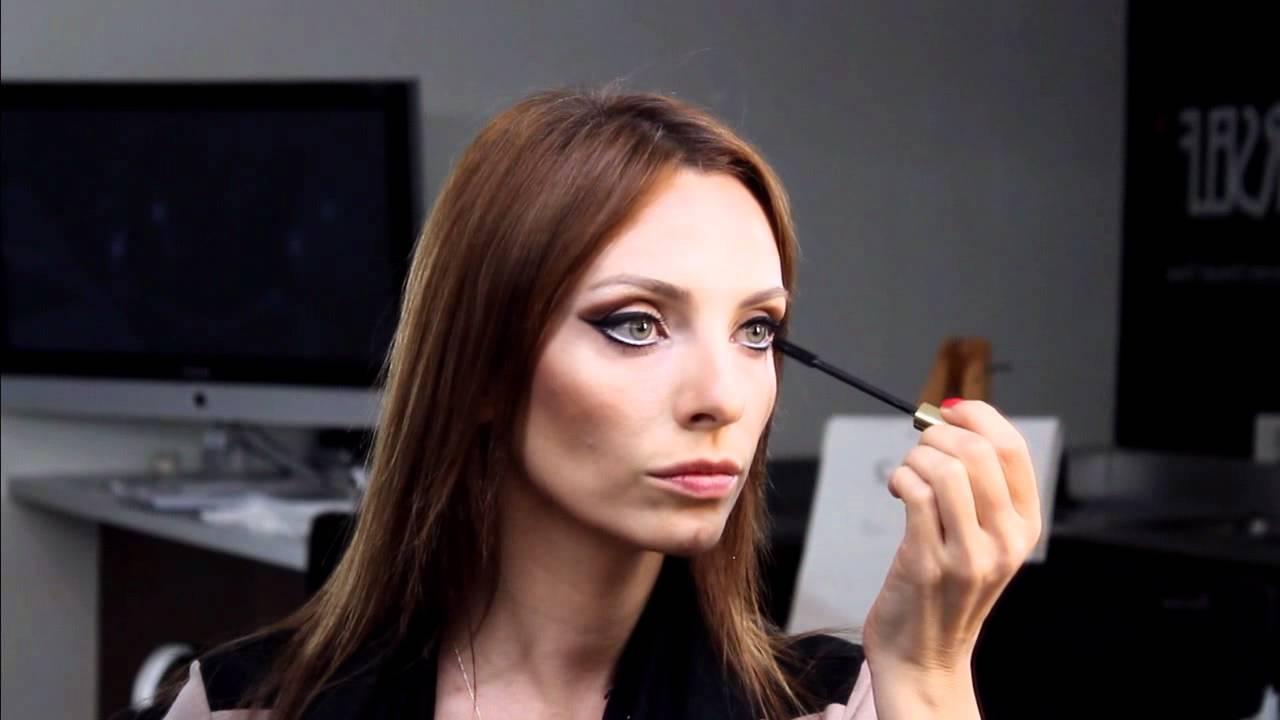 Sophia Loren 1960's Makeup Tutorial - YouTubeSophia Loren No Makeup
