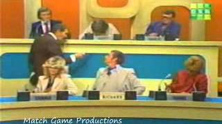Match Game 77 (Episode 1105) (Gene Climbs the Audience) (Richard Dawson Passes Out)