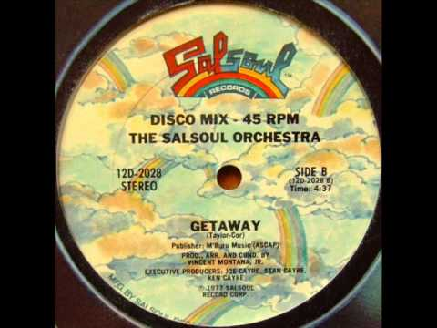 The Salsoul Orchestra - Somebody To Love / Street Sense