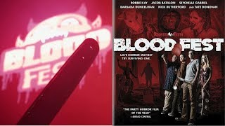 Бладфест (Blood Fest) - Русский трейлер 2019 HD