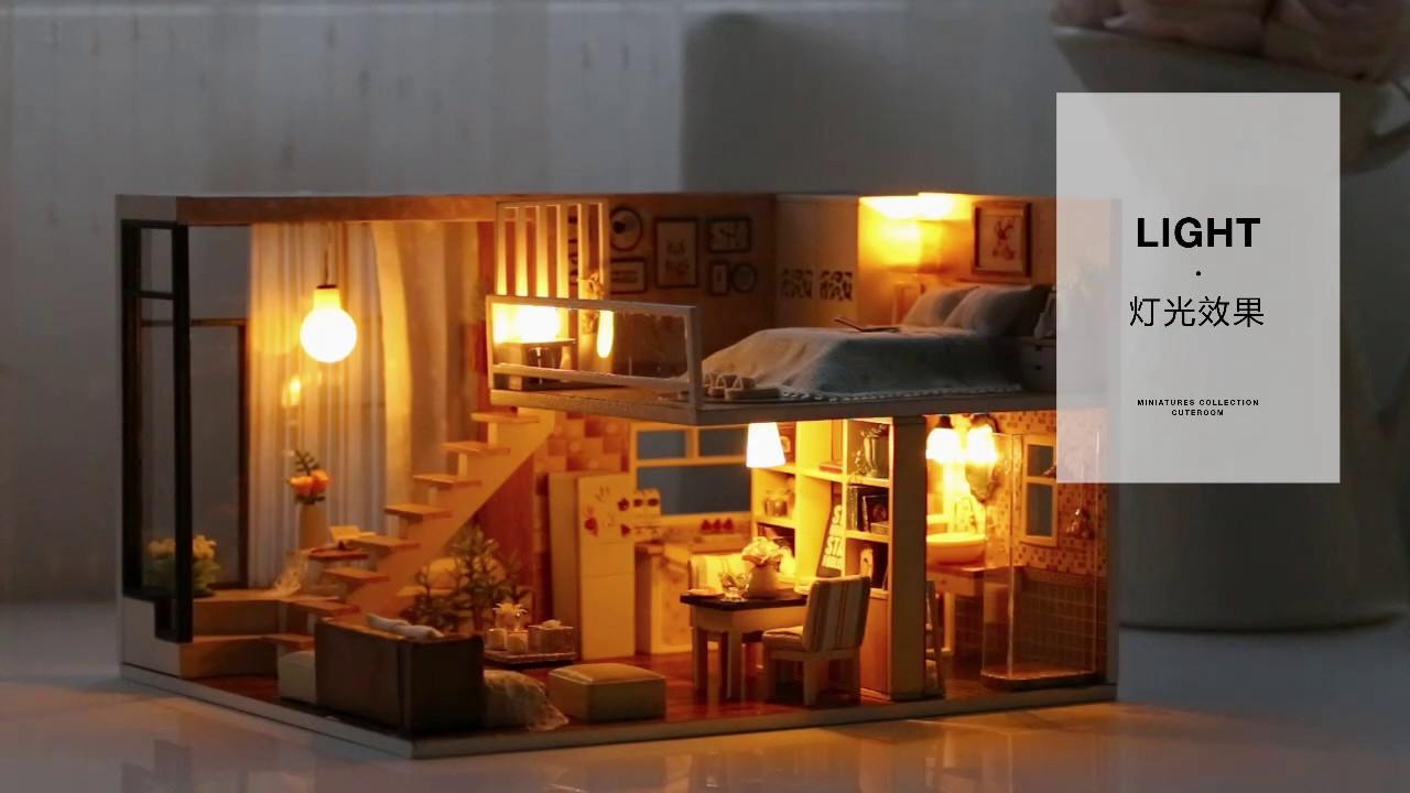 頎基國際 DIY小屋-靜待時光