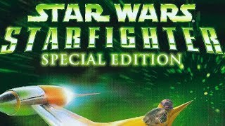 Star Wars: Starfighter Special Edition Full Game (HD)