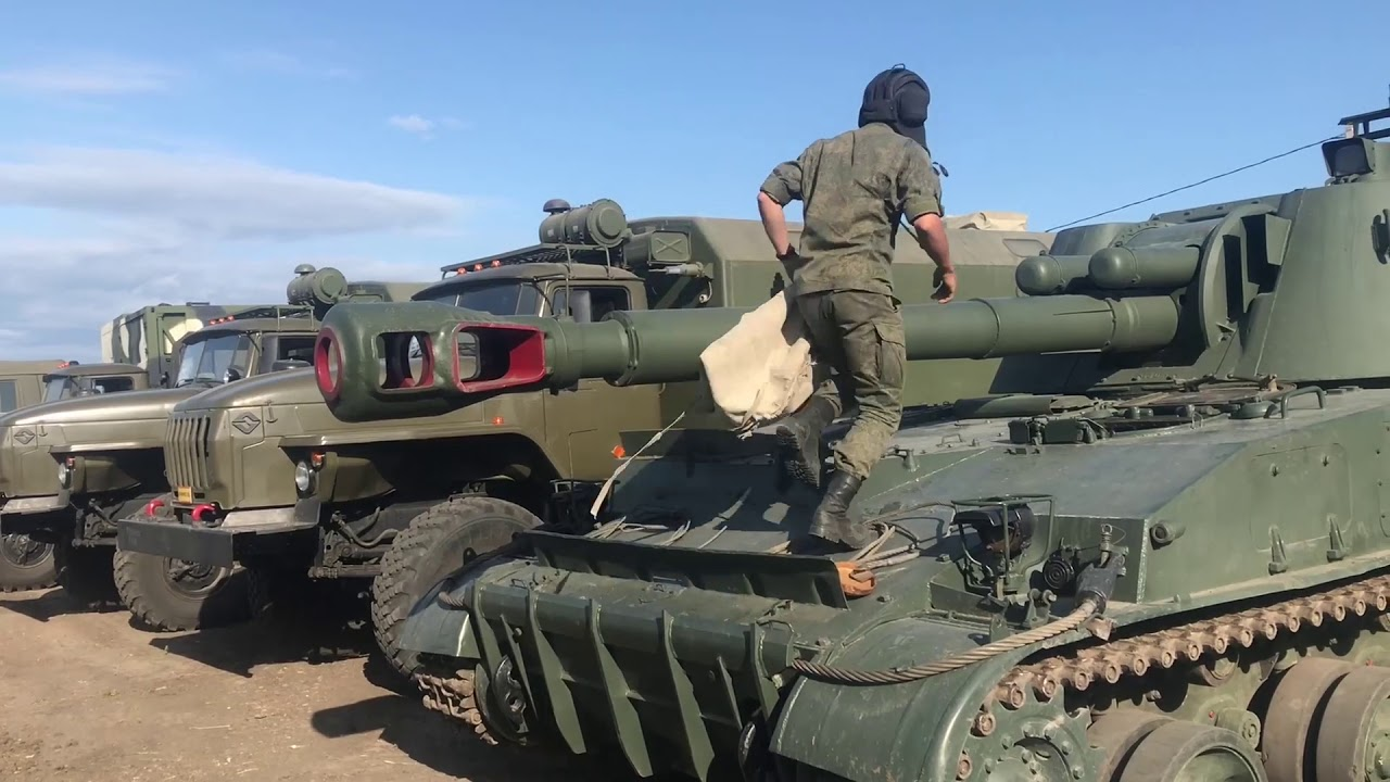 Боевая техника форум Армия ЮВО