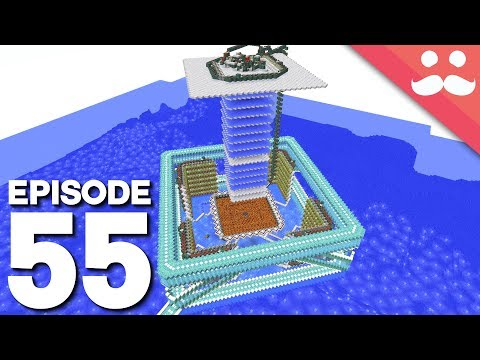 Hermitcraft 5: Episode 55 - IT WORKS!