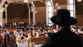 """בני תורה תשע""""א- הרב ישראל מאיר לאו"""