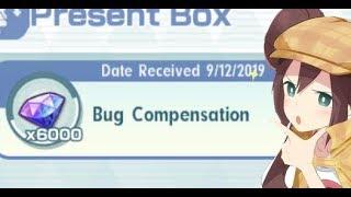 6000 Compensation Gems Summoning - Pokemon Masters