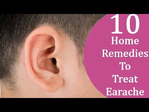 Effective  Home Remedies For Ear Pain and Ear Infections | Home Treatments That Can Ease Ear Pain |