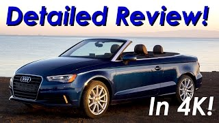 Audi A3 Cabriolet 2015 Videos