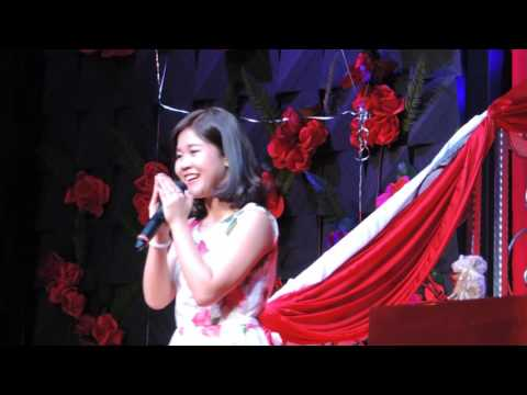 朗嘎拉姆 Langgalamu - 一翦梅 Yi Jian Mei & กล่อม (Thai song she sang for her mother sat in front of her) HD