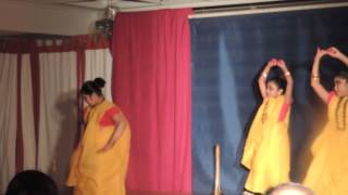 Dance Celebration of Shukanya Nrittagan 16th November 2013