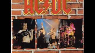 AC/DC - Highway To Hell - Live  - Ultra Rare