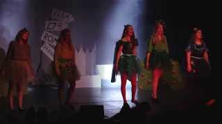 Queentetten - Lysistrate (Umespex 2014)