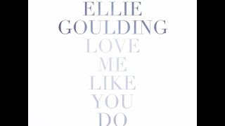 Love Me Like You Do - Instrumental (veena cover)
