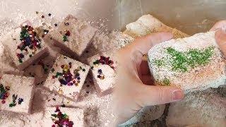 Markocrafts Floral Foam l ASMR Crunchy
