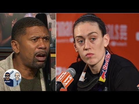 Breanna Stewart's ruptured Achilles exposes major problems in the WNBA – Jalen Rose | Jalen & Jacoby