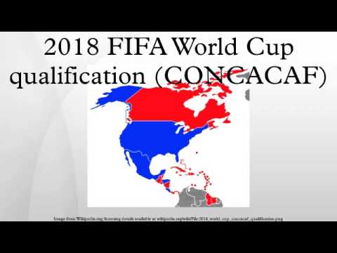 2018 Fifa World Cup Qualification Youtube