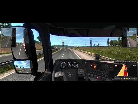Games in 21:9 | Playing Euro Truck Simulator 2 on UltraWide monitor |