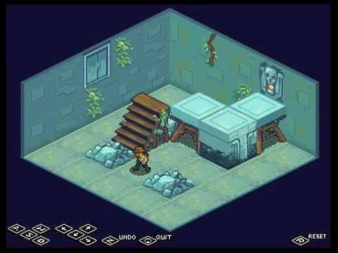 Aztec Escape  LEVEL 9 - Cool Math Games