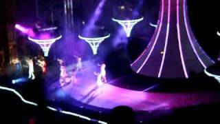 S.H.E is the One Concert Malaysia - Super Model & Yu Zhou Xiao Jie