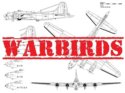 "Warbirds E07 ""Boeing B-17 Flying Fortress"""
