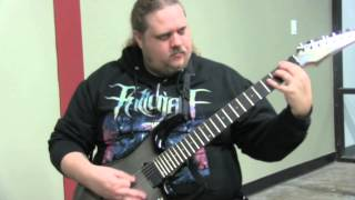 CARNIFEX - Condemned To Decay (GUITAR LESSON / DIE WITHOUT HOPE)