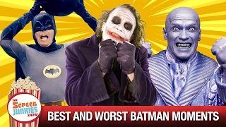 The Best and Worst Batman Moments!