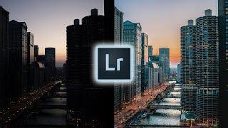 HOW TO EDIT LIGHTROOM TUTORIAL (URBAN PHOTOGRAPHY) FREE PRESET!!