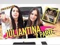 Juliantina Segunda parte   Escena de la regadera censurada  Reaccionando #JULIANTINA
