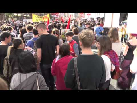 Sydney Emergency Refugee Rally: 3000 Protestors Strong