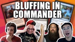 The Art Of Bluḟfing | Commander Clash Podcast 18