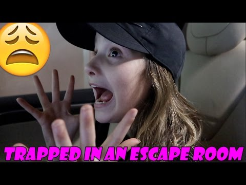 Trapped in an Escape Room 😩 (WK 325.5) | Bratayley