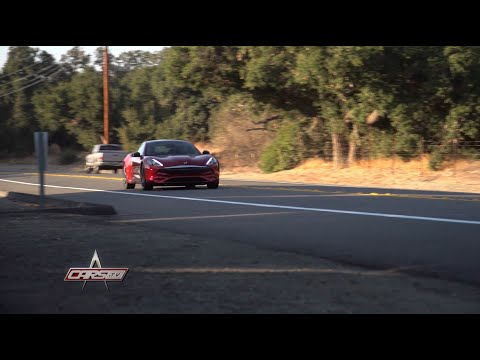 Cars.TV Takes A Ride In The 2020 Revero GT From Karma Automotive