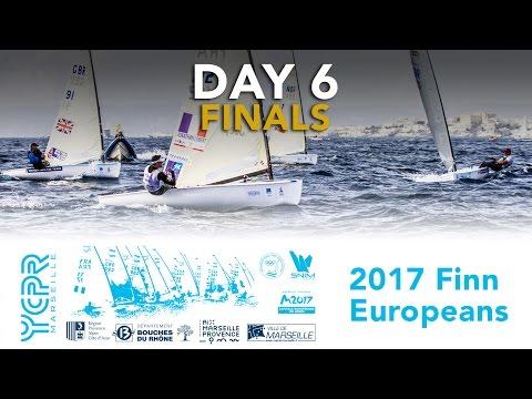 2017 Finn Euros - Day 6 Finals