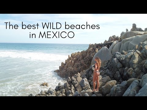 The coolest under the radar beach destination in Mexico - Van Life