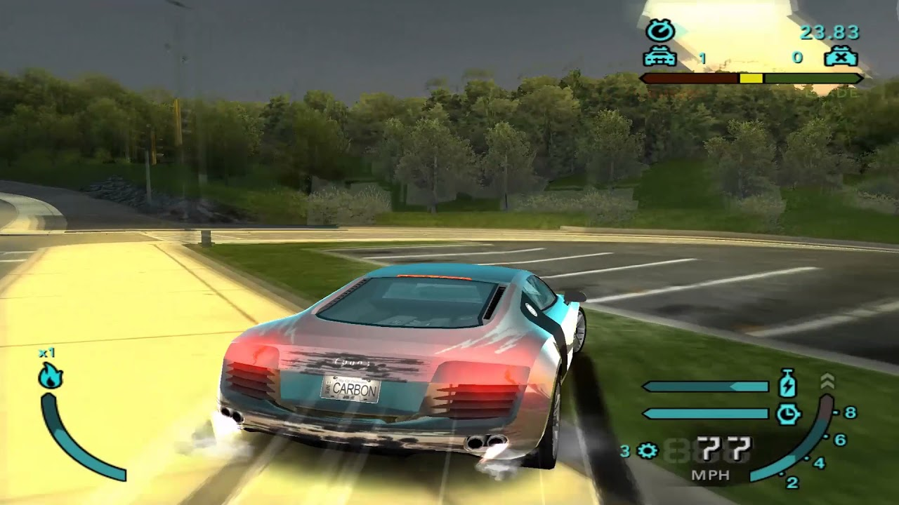 Need for speed carbon cheats ps2 youtube
