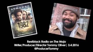 Reelblack Radio - Tommy Oliver | Maker of 1982