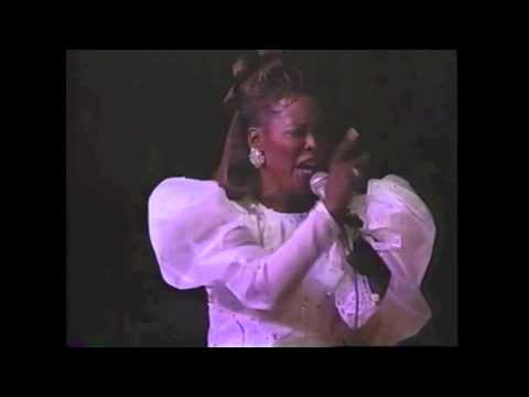 Sherry Mackey - Happy Birthday Lady Tramaine Hawkins