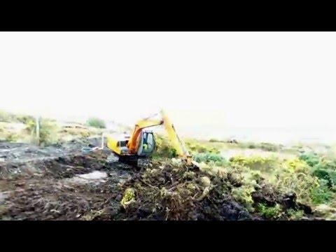 Land reclamation |CC Plant Hire|