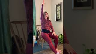 Chair Yoga & Movement • Whole Body Stretch
