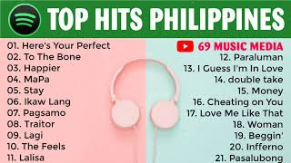 Top Hits Philippines 2021 #18   Spotify as of Oktubre 2021    Spotify Playlist October 2021
