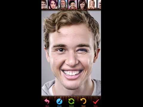 Face Switch App Preview