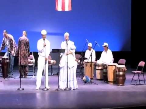 BCC MCC: Traditional Afro-Puerto Rican and Cuban Music