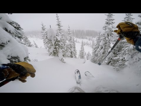 GoPro Line of the Winter: Liam Dunn  Colorado 4.3.15  Snow