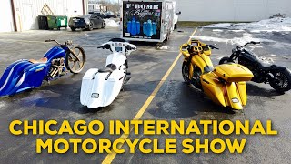 WHAT ITS LIKE TO DO THE 2019 CHICAGO INTERNATIONAL MOTORCYCLE SHOW