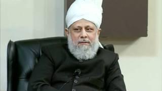 Bustan-e-Waqfe Nau, 12 Feb 2011, Educational class with Hadhrat Mirza Masroor Ahmad(aba)