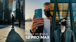 iPhone 12 Pro MAX Review - The BEST Cameras But...