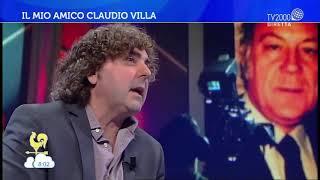 Riccardo Antonelli Ricorda Claudio Villa