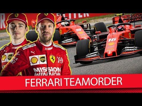 Vettel & Leclerc: Kam die Ferrari-Teamorder zu spät? - Formel 1 2019 (VLOG)